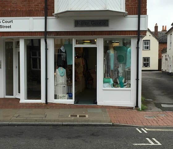 Karen George Shop Emsworth