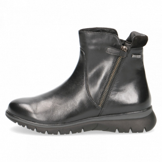 Caprice 9-26414-25 soft leather water resistant ankle boot