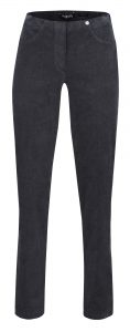 "Robell ""Bella"" 52457 54363 full length 78cm needlecord trousers"