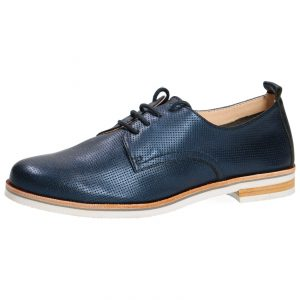 Caprice 9-23201-22 super soft leather lightweight brogue
